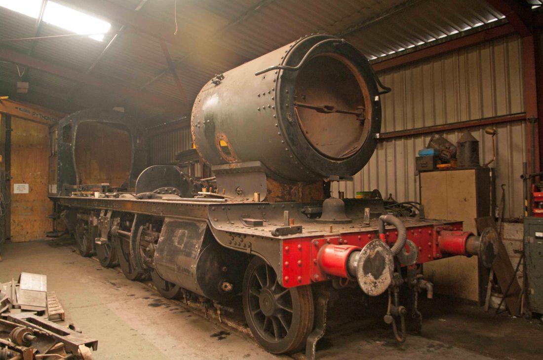 3802 undergoing overhaul at Llangollen-2016.jpg