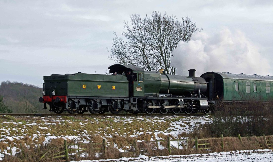 3803 on GCR at Quorn & Woodhouse-2011.jpg