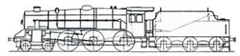 1934 black five