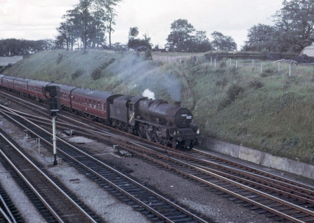 45684 Jutland at Carlisle-August 1965.jpg