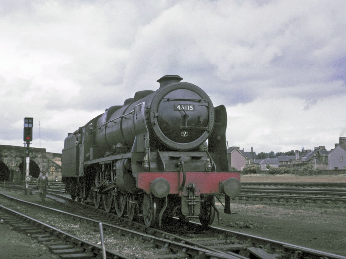 46115 on perth shed July 1965.jpg