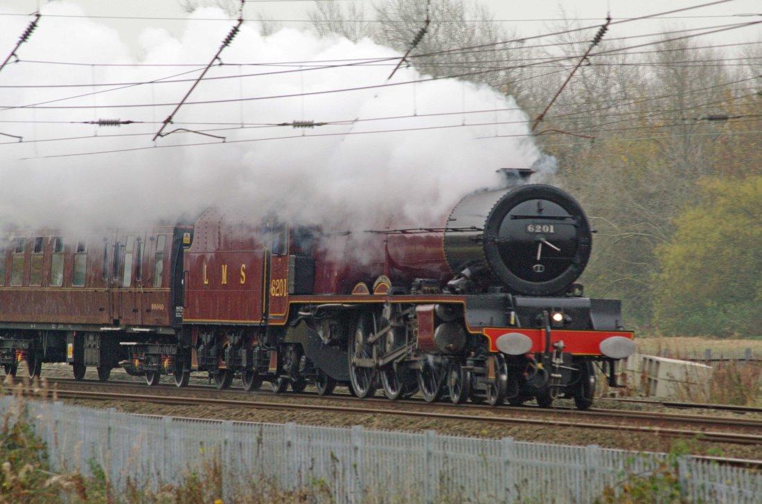 46201 at Winwick 2012