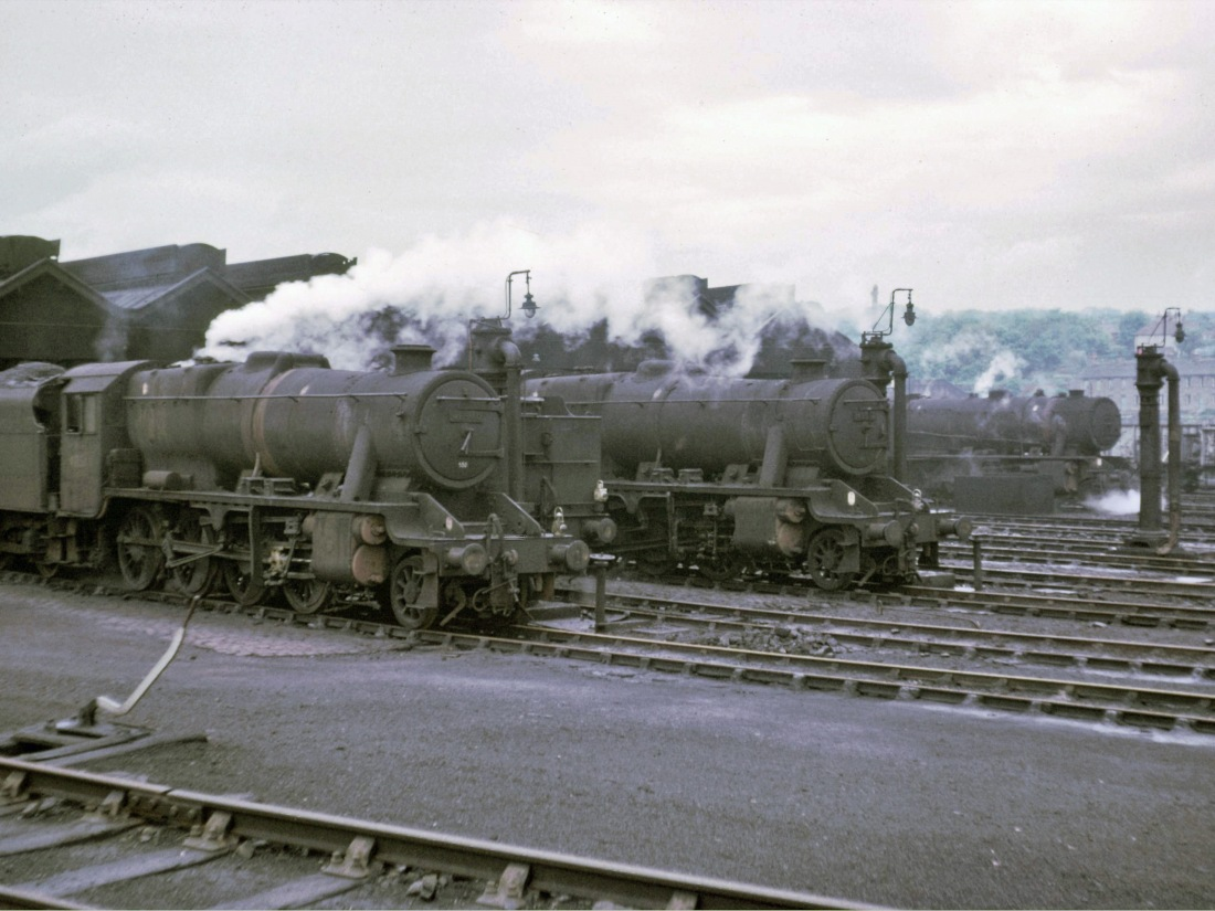 48540 48557 and 90126 Mirfield May 1966.jpg