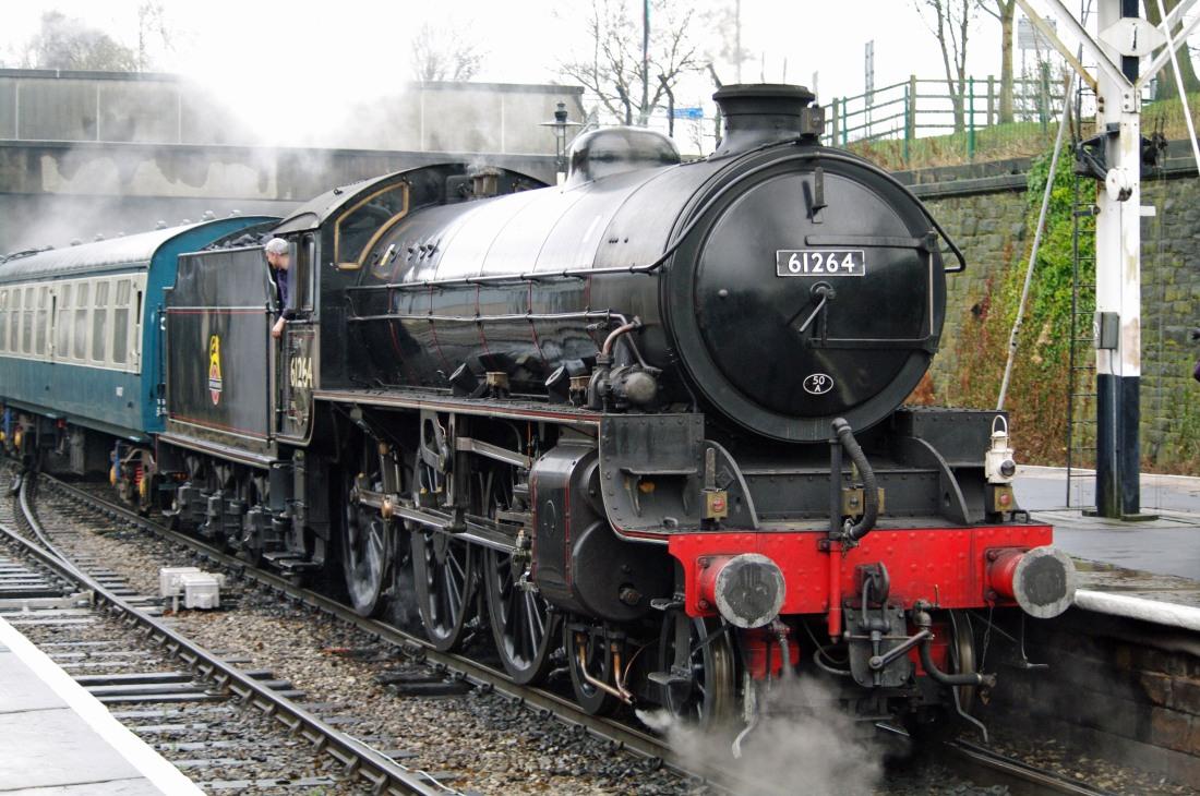 61264 (LNER 1264, BR 61264 & BR Dept. 29)