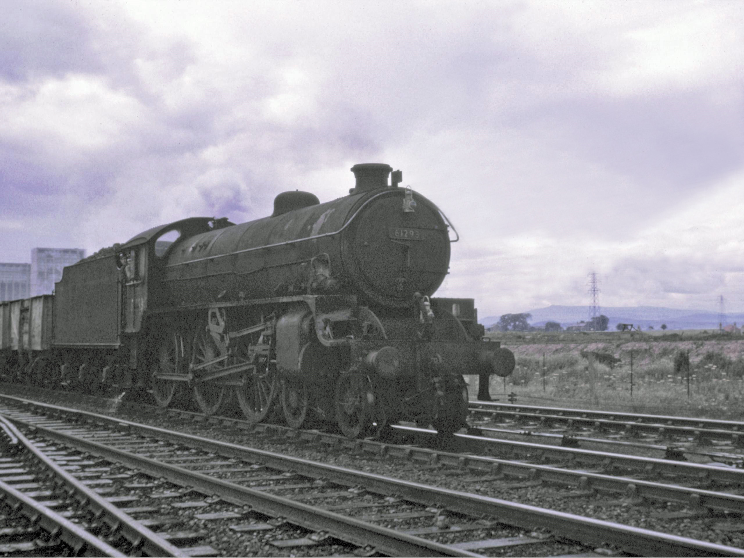 Thornton July on Steam Locomotive Valve Gear