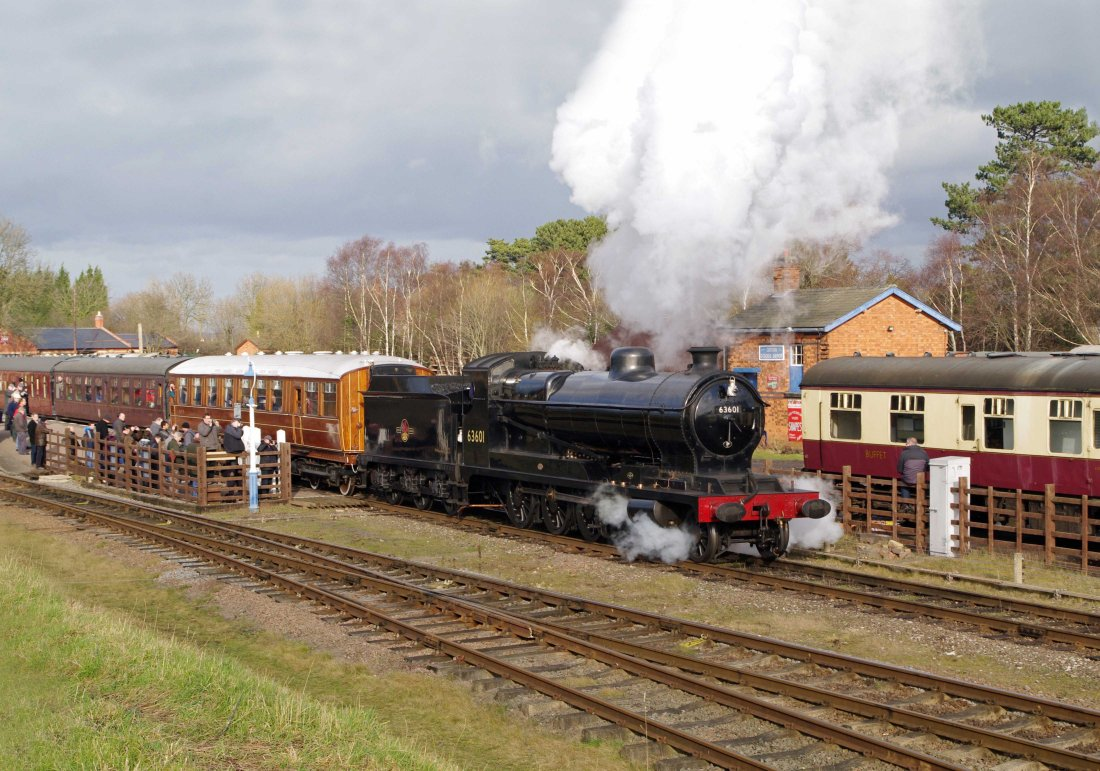 63601 Quorn & Woodhouse 2012