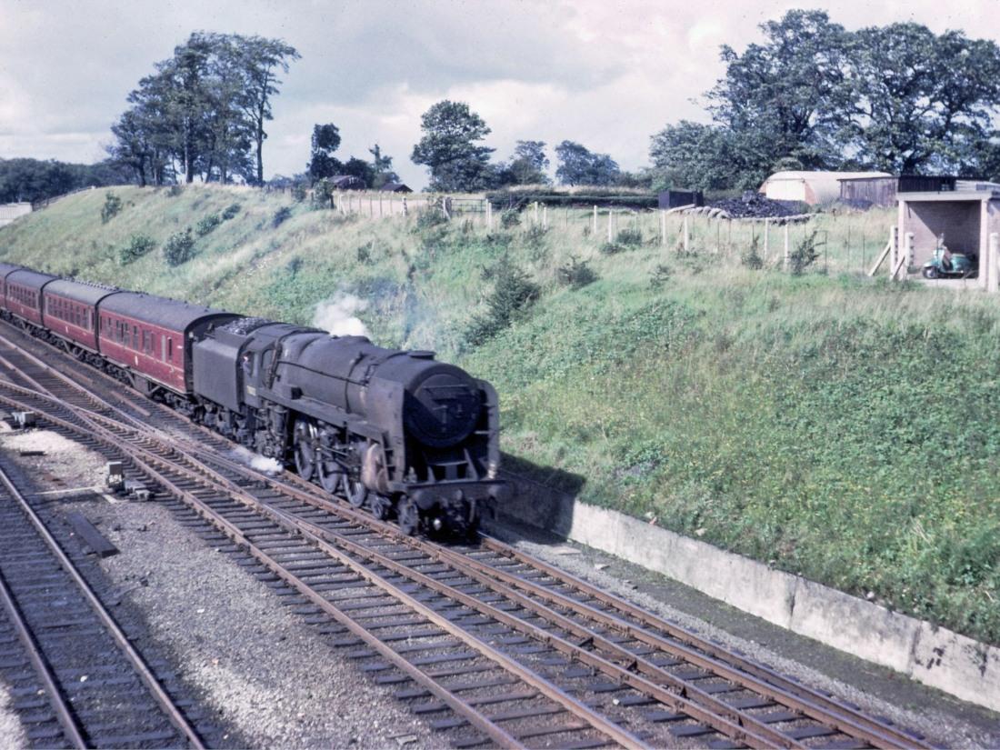 70002 Carlisle August 1965
