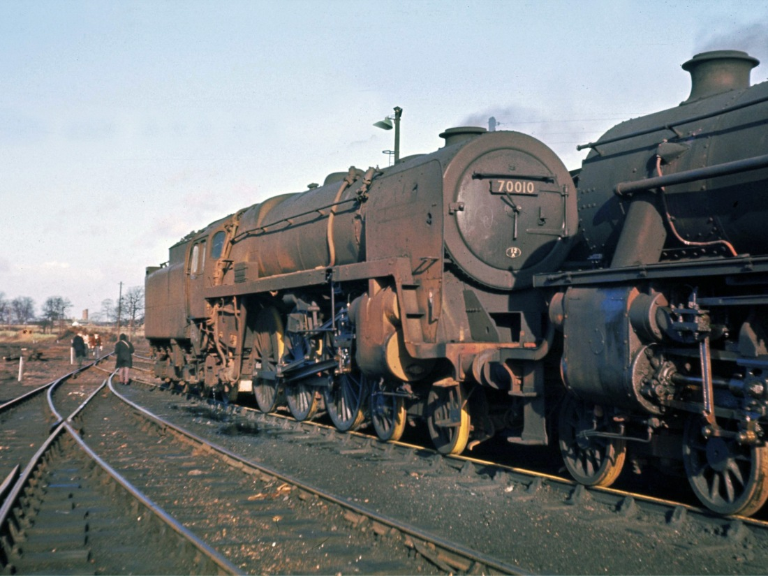 70010 Kingmoor Jan 1966