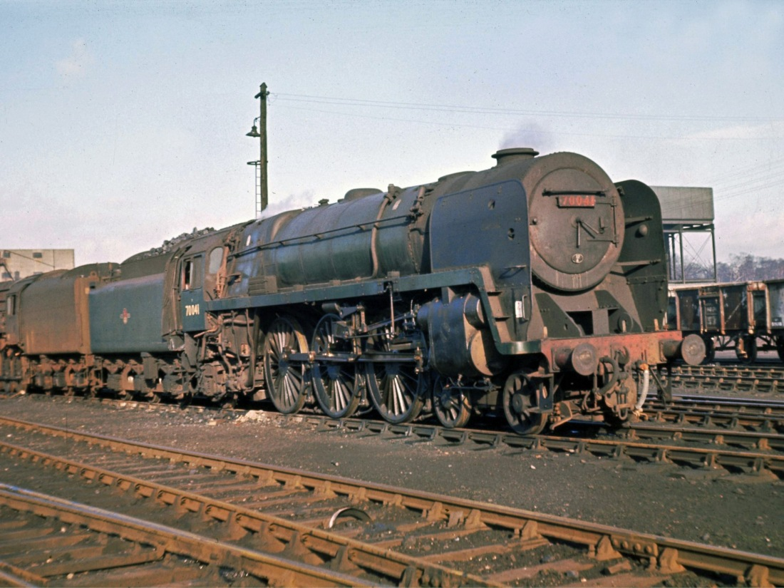 70041 Carlisle Jan 1966
