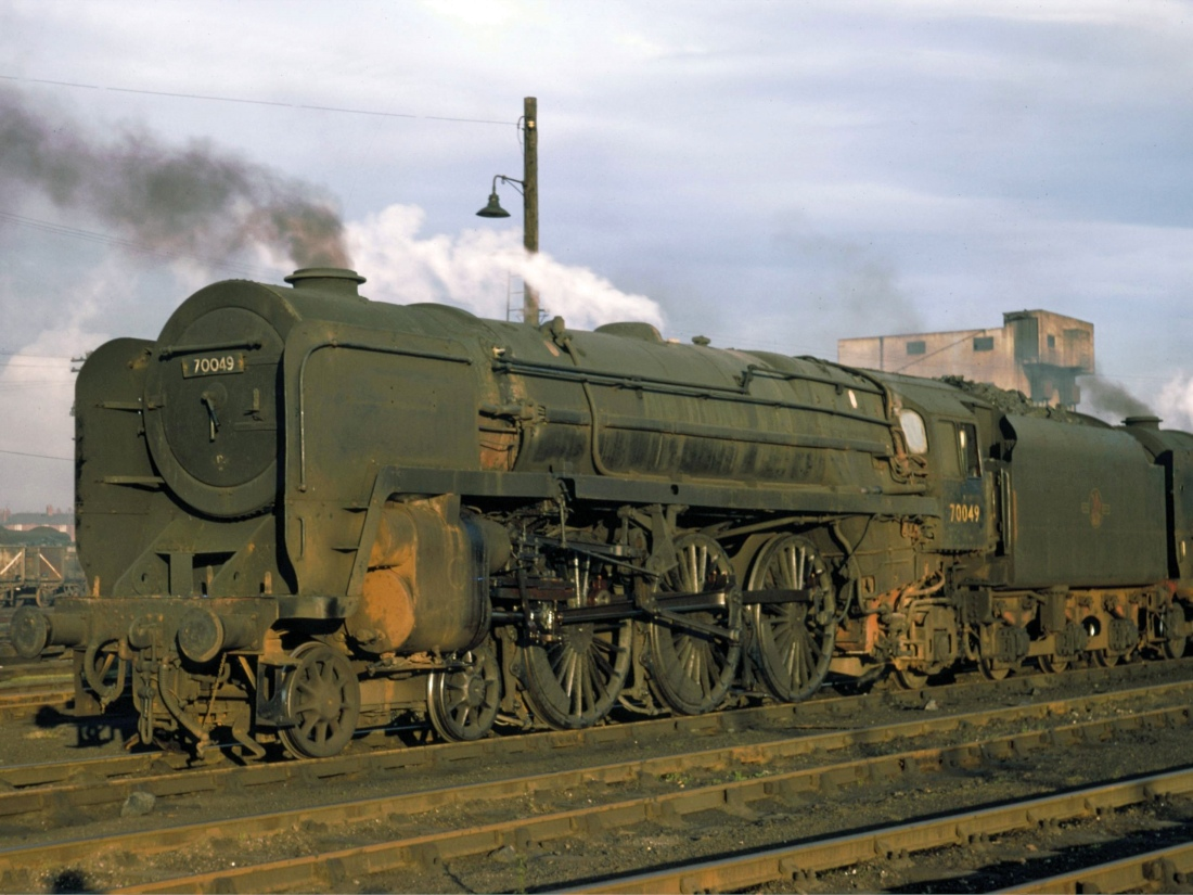 70049 Kingmoor Aug 1967