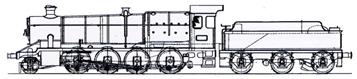 gwr 8f