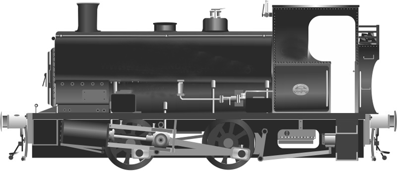 Andrew Barclay 0-4-0ST