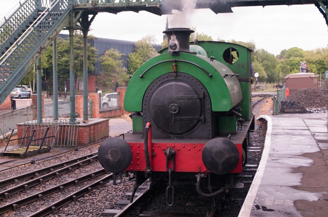 41363-Elsecar Heritage Railway-2017-Me driving.jpg