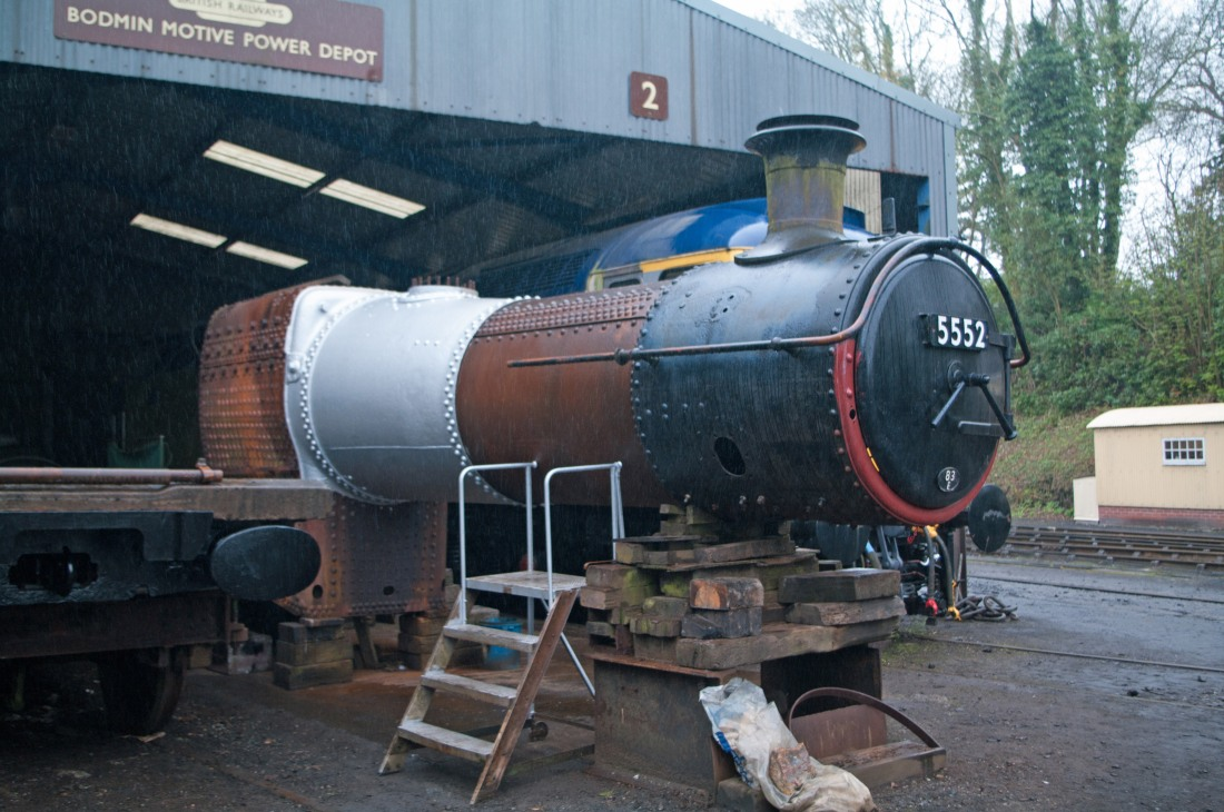 42075-Bodmin & Wenford Railway-Bodmin General-2018-5552 boiler.jpg