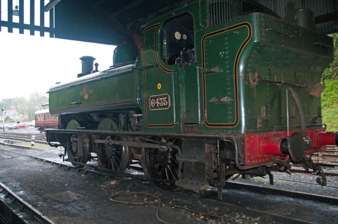 42081-Bodmin & Wenford Railway-Bodmin General-2018-6435.jpg