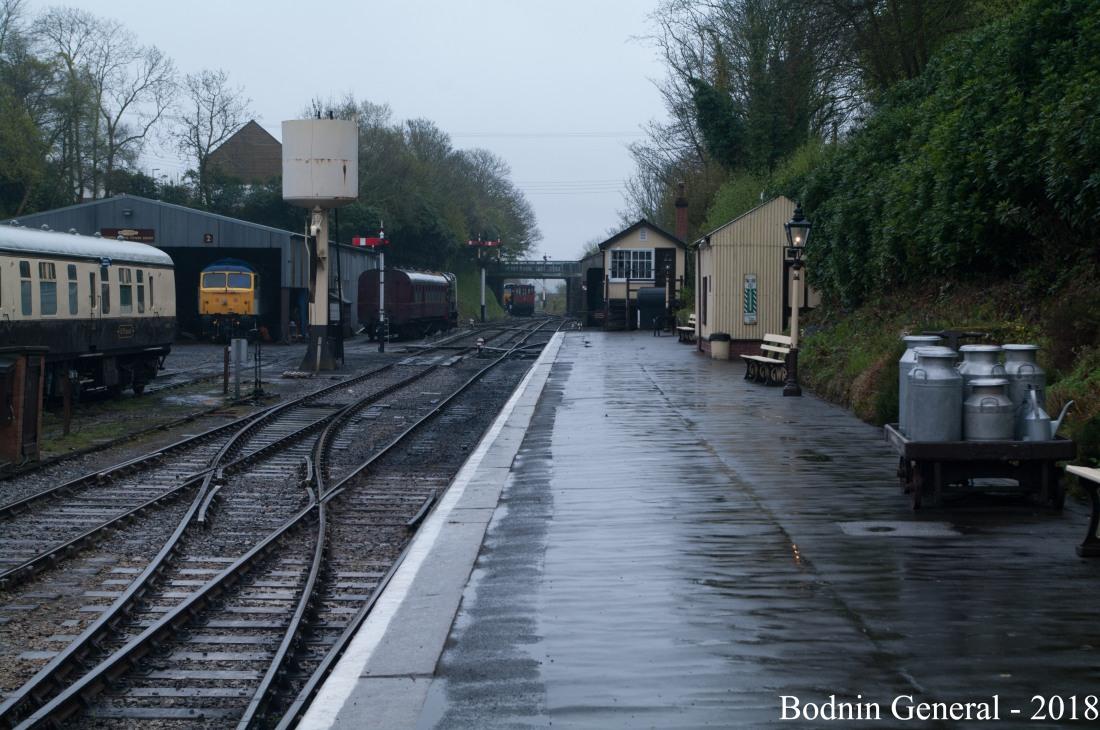 42086-Bodmin & Wenford Railway-Bodmin General-2018.jpg