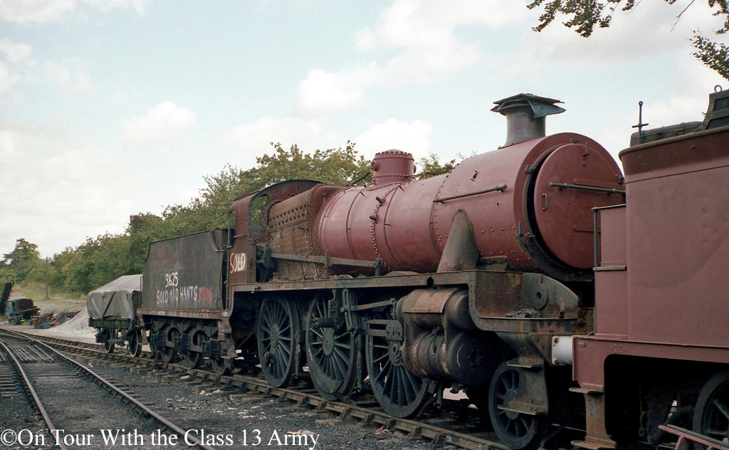 31625 in ex-Barry condition in Ropley yard on the Mid Hants Railway - August 1982.jpg