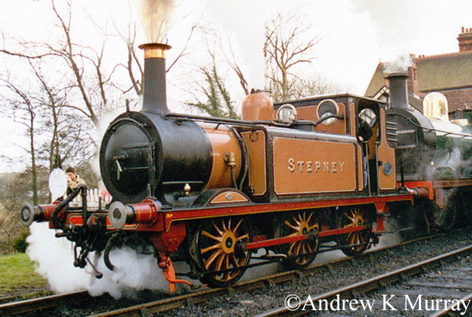 32655 at Sheffield Park on the Bluebell Railway - March 2003.jpg
