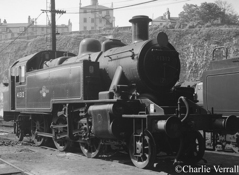 41312 on Brighton shed - June 1963.jpg