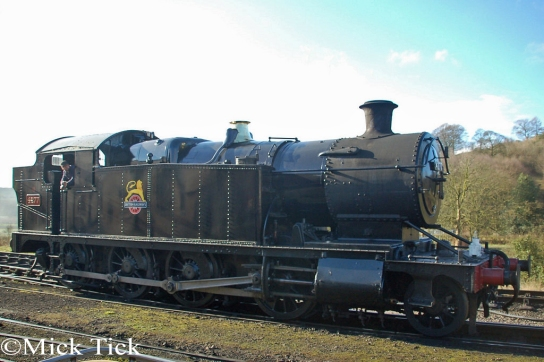 4277 on the Churnet Valley Railway - February 2018.jpg