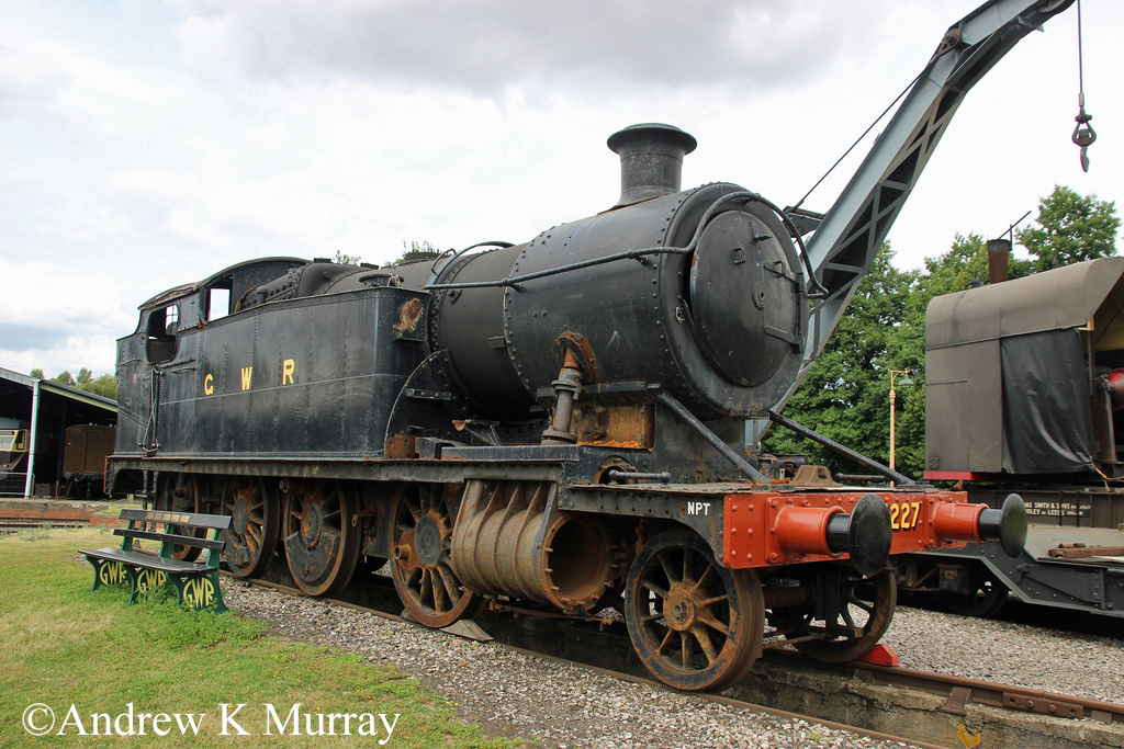 5227 at the Didcot Railway Centre - July 2014.jpg