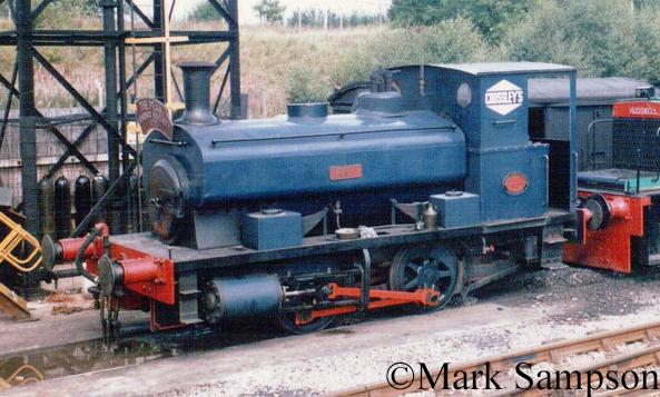 Andrew Barclay 1823 at Peak Rail - August 1989.jpg