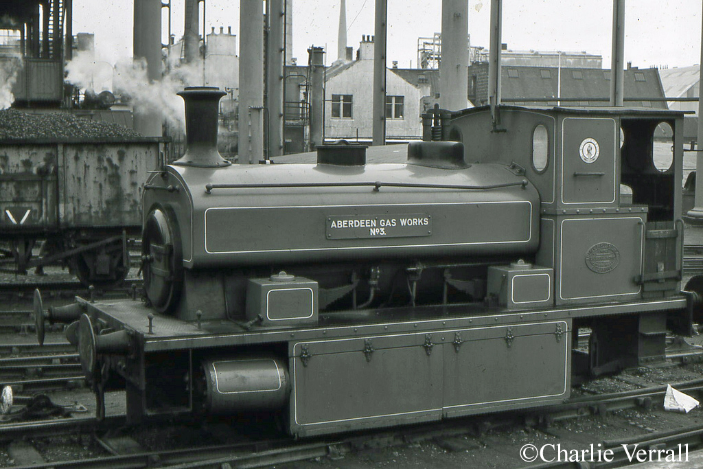 Andrew Barclay 1889 at ScGB Aberdeen - April 1965.jpg