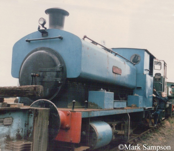 Andrew Barclay 2086 at the Rutland Railway Museum - September 1988.jpg