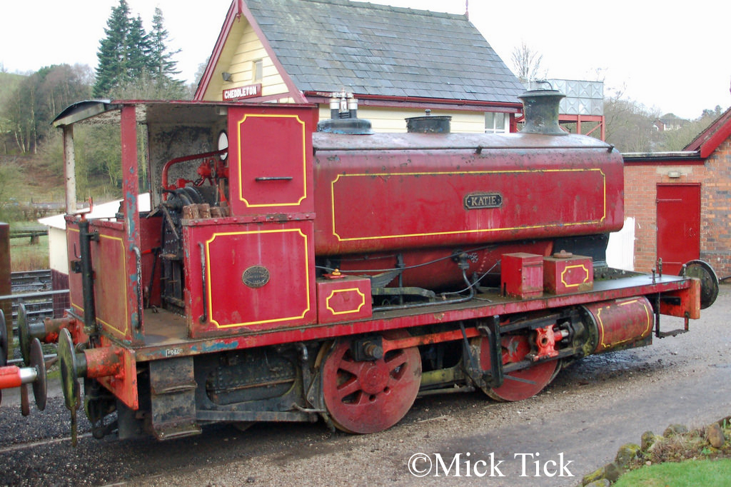 Andrew Barclay 2226 at the Churnet Valley railway - February 2018.jpg