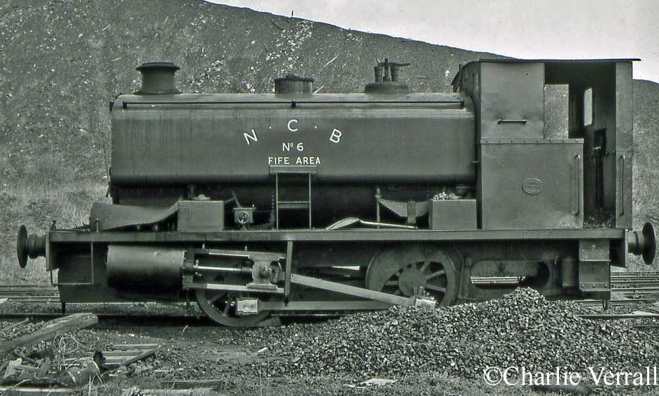 Andrew Barclay 2261 at NCB Nellie - April 1965.jpg
