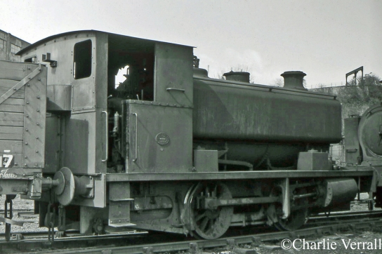 Andrew Barclay 2262 at NCB Francis Colliery - April 1965.jpg