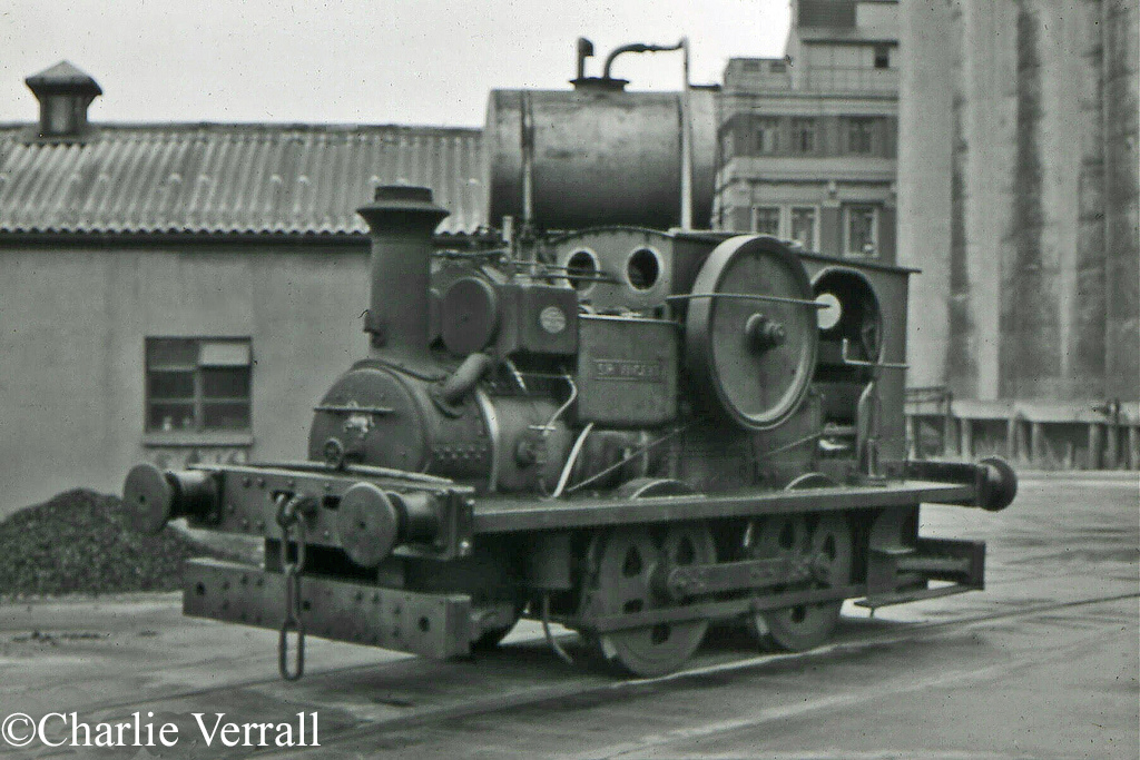 Aveling & Porter 8800 at BOCM Erith - August 1964.jpg