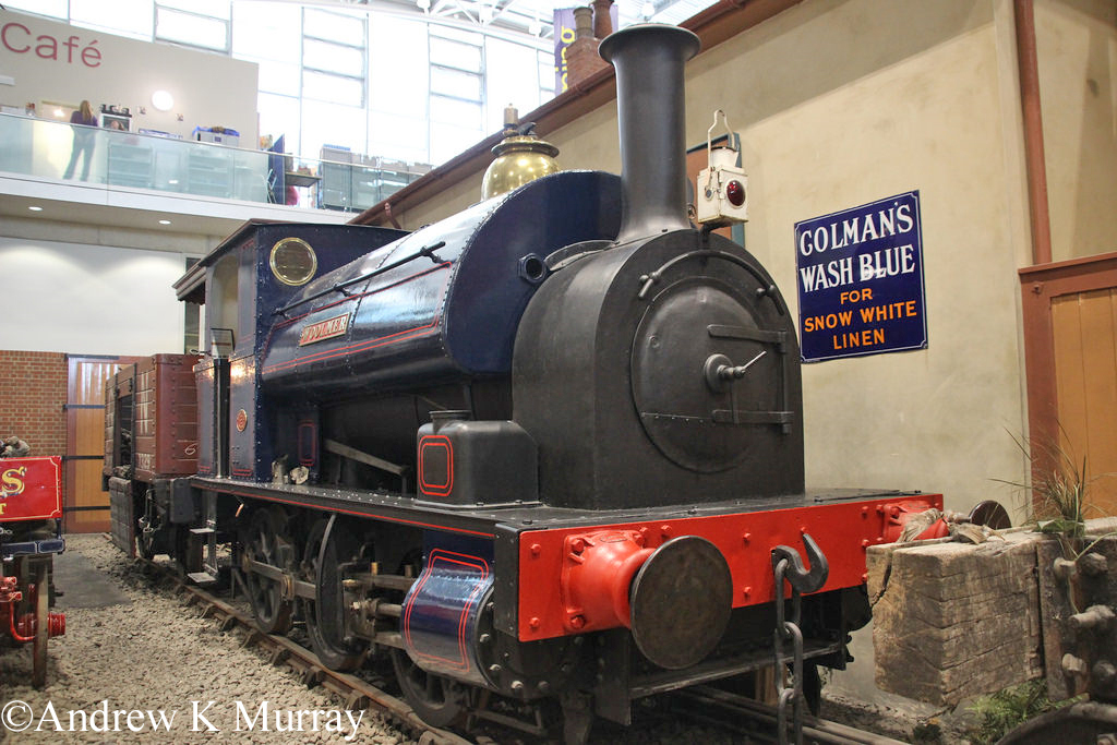 Avonside 1572 at Milestones Museum - June 2016.jpg