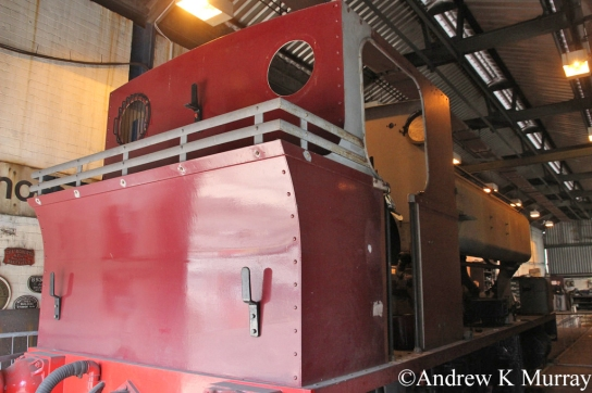 Avonside 1919 at Appleby-Frodingham Works - August 2014.jpg