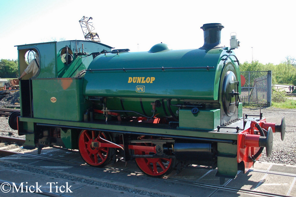 Bagnall 2648 at the Chasewater Railway - May 2018.jpg