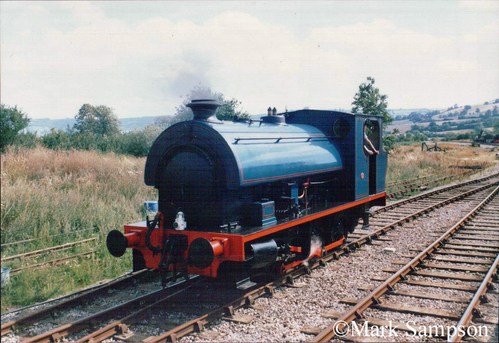 Bagnall 2655 on the Gloucestershire Warwickshire Railway -August 1989.jpg