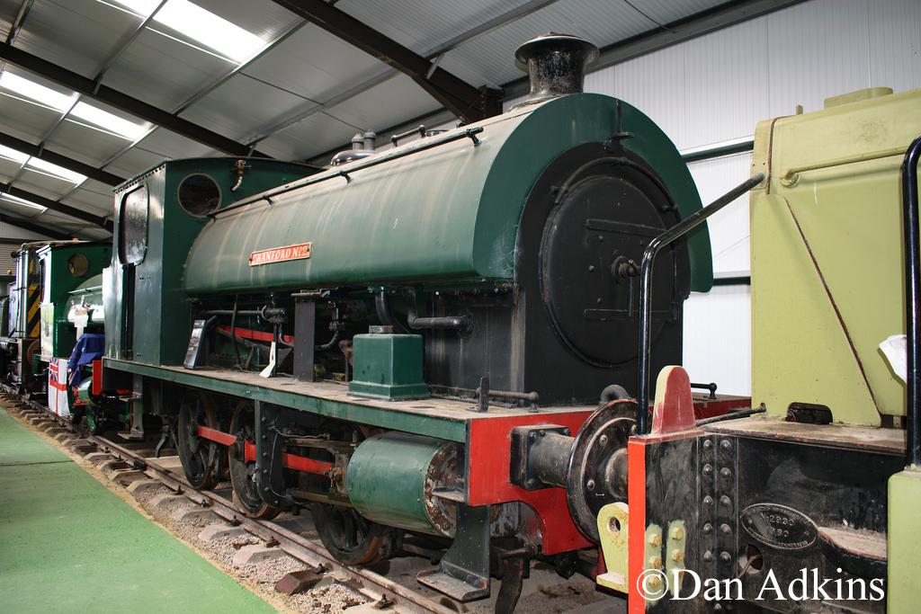 Bagnall 2668 at Rocks by Rail - June 2017.jpg