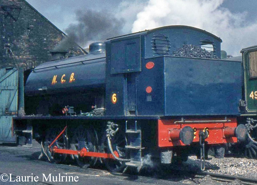 Bagnall 2749 at Backworth Colliery 1972.jpg