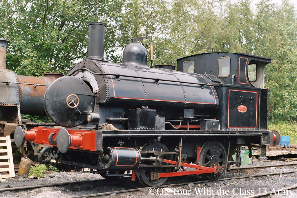 Beyer Peacock 1827 on the Foxfield Railway - June 2006.jpg