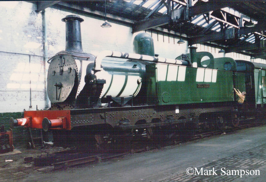 Cecil Raikes at Steamport, Southport - September 1988.jpg