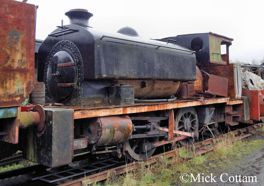 Hawthorn Leslie 2711 Tanfield Railway April 2012.jpg