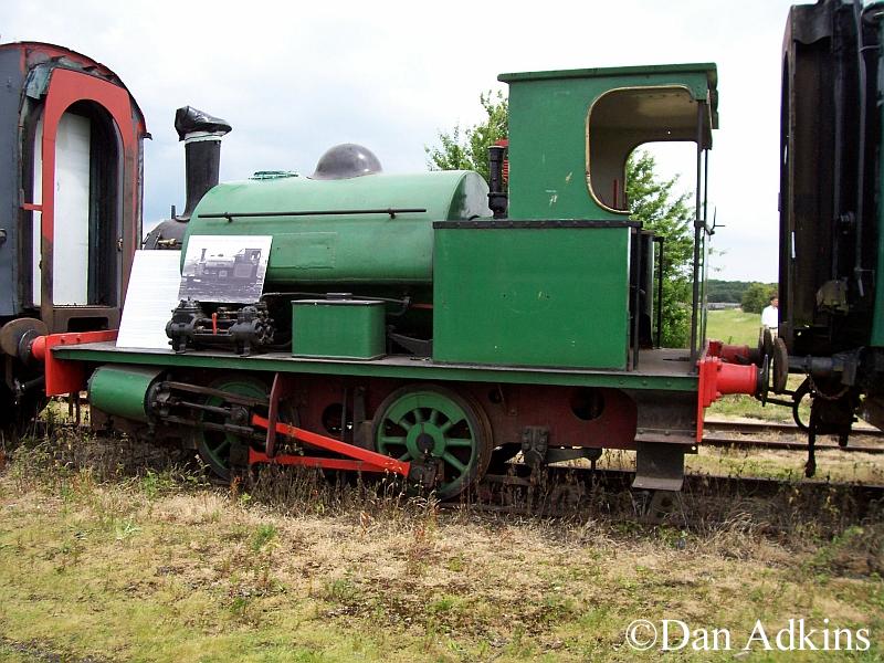 Hawthorn Leslie 2800 at Long Marston - June 2008.jpg