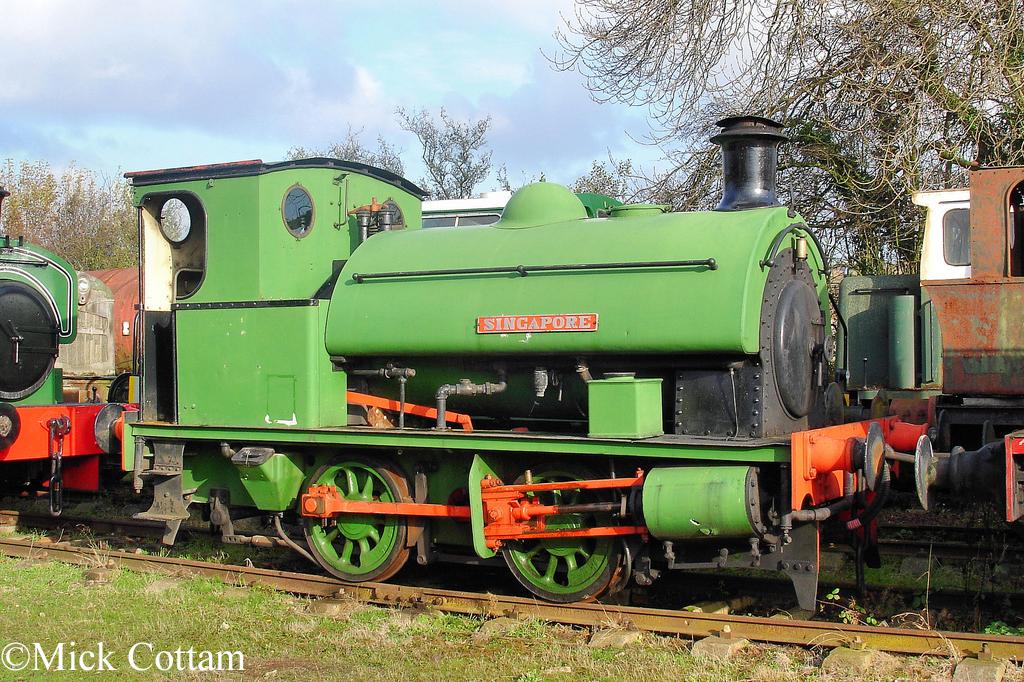 Hawthorn Leslie 3865  Rocks By Rail  Nov 2009.jpg