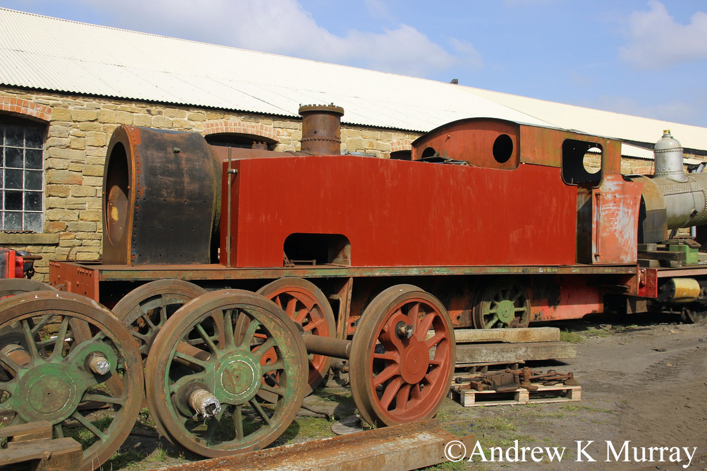 HC 1823 at the Tanfield Railway - September 2014.jpg