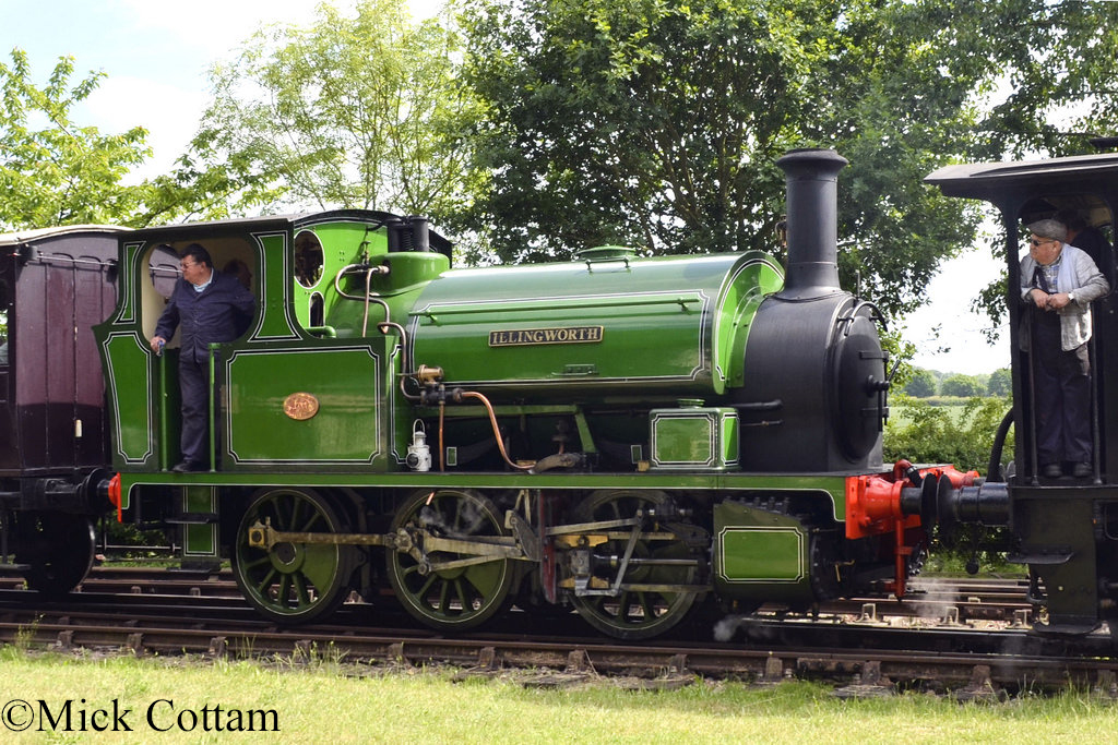 Hudswell Clarke 1208 MidSuffolk Railway June 2018.jpg