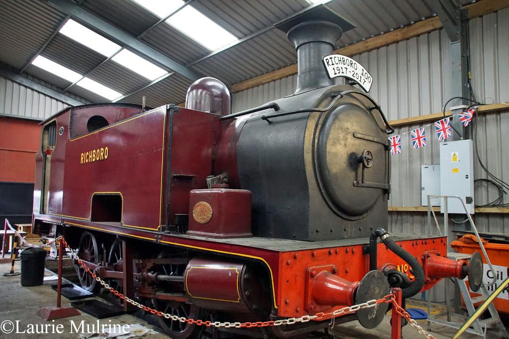 Hudswell Clarke 1243 Aln Valley Railway - August 2017.jpg