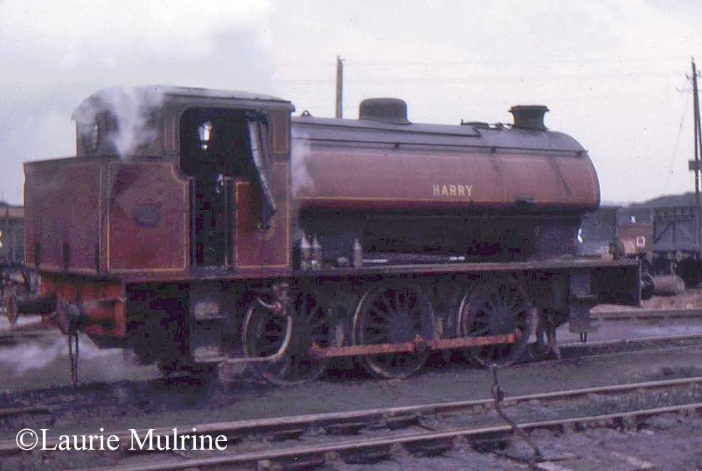 HUdswell Clarke 1776 at Astley Green Colliery near Leigh - March 1970.jpg