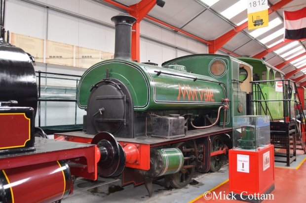Hudswell Clarke 1882 Middleton Railway July 2015.jpg