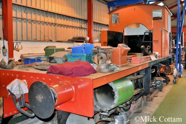 Hunslet 1493 at the Middleton Railway - July 2015.jpg