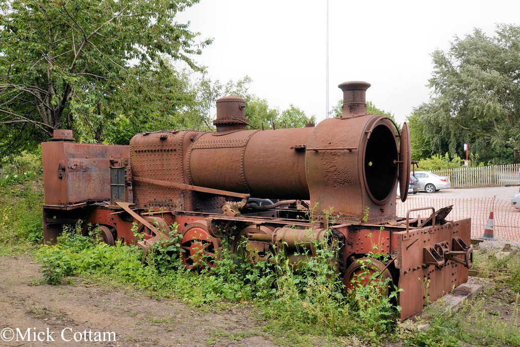 Hunslet 1540 Middleton Railway July 2015.jpg
